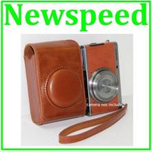 New Leather Case for Fuji Fujifilm XF1 Digital Camera