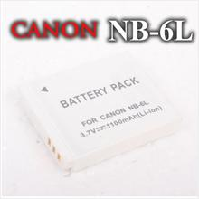 Canon compatible battery NB-6L NB6L