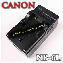 Canon Compatible Charger NB-6L NB6L