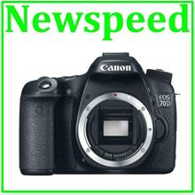 New Canon EOS 70D Body Digital DSLR Camera +8GB + Bag