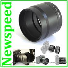 New 58mm Lens Adapter Tube for Canon G15 Digital Camera