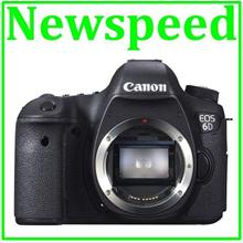 New Canon EOS 6D Body Full Frame 20MP Digital DSLR Camera