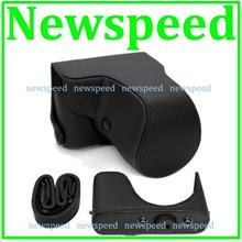 New Leather Case for Nikon 1 V1 Digital DSLR Camera Clearance