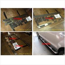 Audi Q7 `06 Door Side Step / Running Board Aluminum