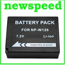 Grade A NP-W126 Li-Ion Battery for Fujifilm X-E1 XE-1 HS33 HS30 NPW126