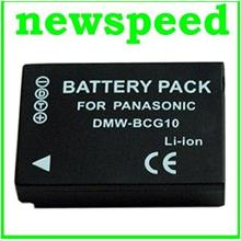 Grade A DMW-BCG10 Li-Ion Battery for Panasonic Lumix TZ30 TZ25 BCG10