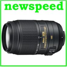 New Nikon AF-S DX 55-300mm f4.5-5.6G ED VR Lens for DSLR Camera