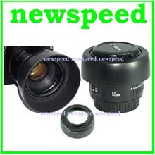New LAVA ES-62 Reverse Lens Hood for Canon EF 50mm F1.8 II Lens ES62
