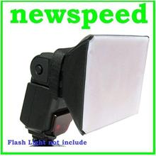 New Universal Piramid Speedlite Flash Light Diffuser / Soft Box