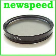 New 55mm Digital Circular Polarizing CIR-PL CPL Lens Filter