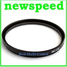 New 55mm Multi Coated MC UV Lens Filter Protector MCUV