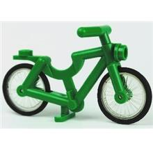 LEGO City Town  Green Bicycle NEW (Basikal) / Vehicle