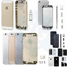 iPhone 4 4S 5 5S 6 Housing Steel Glass Back Replacement Sparepart