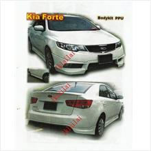 Kia Forte OEM Style Full Set Body Kits PPU Material+Paint