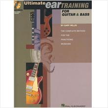 Gary Willis - Ultimate Ear Training for Guitar and Bass (Book+CD)