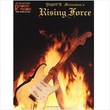 Yngwie Malmsteen - Rising Force (guitar songbook)