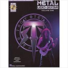 Troy Stetina - Metal Lead Guitar Vol. 1 &2 (Book+CD)