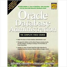 ORACLE DBA - The Complete Video Course (CBT)