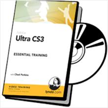 Ultra CS3 Essential Training A Video Course