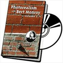 Photorealism with Bert Monroy: Volume 2 and Volume 1