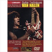 Lick Library - Van Halen Guitar Techniques plus bonus