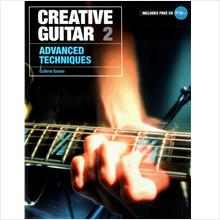 Guthrie Govan - Creative Guitar - Vol.2 - Advanced Techniques (Book+CD