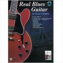 Kenn Chipkin - Real Blues Guitar (Book+CD)