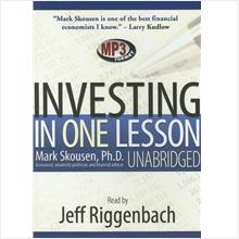 Investing in One Lesson Mark Skousen