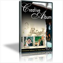 Creative Album Vol 01 Wedding