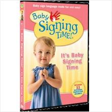 Baby Learning and Development with Signing Time DVD Pack 1