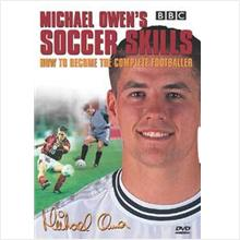 Michael Owen's Soccer Skills : How to Become the Complete Football