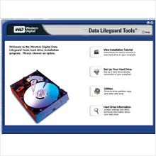Western Digital Caviar Blue Data Lifeguard Tools 11.2 for Windows