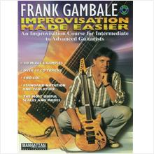 Frank Gambale - Improvisation Made Easier