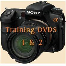 Sony A700 Made Easy Training DVDs