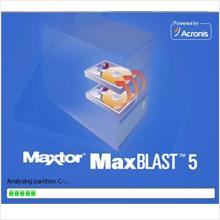 Repair Your Maxtor Hard Disk with Maxtor MaxBlast 5.0 (04.23.2007)