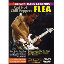 Bass Legends - Flea - MW35 - DVD with premium bonus bass bonus