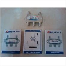 PSI 4x1 DISEQC SWITCH (4 IN 1 OUT) FOR OPENB0X DREAMB0X SKYB0X ASTR0