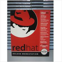 RARE !! LIMITED WWW.REDHAT.COM BOX SET !! OFFICIAL REDHAT LINUX 7.1 CD