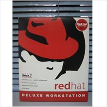 RARE !! LIMITED WWW.REDHAT.COM BOX SET !! OFFICIAL REDHAT LINUX 7.0 CD