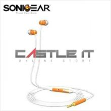 Sonic Gear Earset Nano Plug Orange