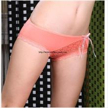 SexyG-string Panty Lace T trousers Underwear T-string 0388-Orange