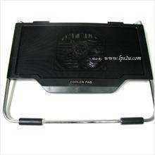 YuLong Notebook Cooling Pad (YL-300) - 120mm LED Silent Fan