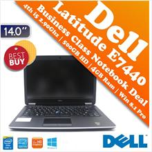 Dell Latitude 14 7000 Series(E7440) 4th i5 Business Class Notebook!