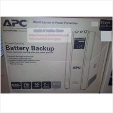 APC UPS Backup Battery 1200VA BR1200GI Power Saving Back Pro with LCD