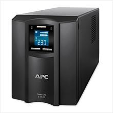 APC UPS SMART 1500VA USB & SERIAL 230V (SMC1500I)