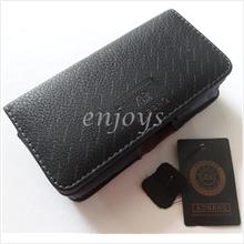 AOBANG Genuine Belt Leather Pouch Case Samsung I9300 S7560 S7562 I8262