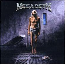 MEGADETH COUNTDOWN TO EXTINCTION ORIGINAL AUDIO CD FROM USA