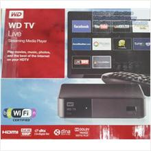 Western Digital Media Player WDTV Live AIR HD (WDBGXT0000NBK-SESN)