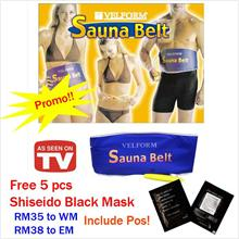 As Seen On TV~Velform Sauna Belt