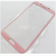 Touch Screen Digitizer Glass Samsung Galaxy Note 2 N7100 N7105 ~PINK